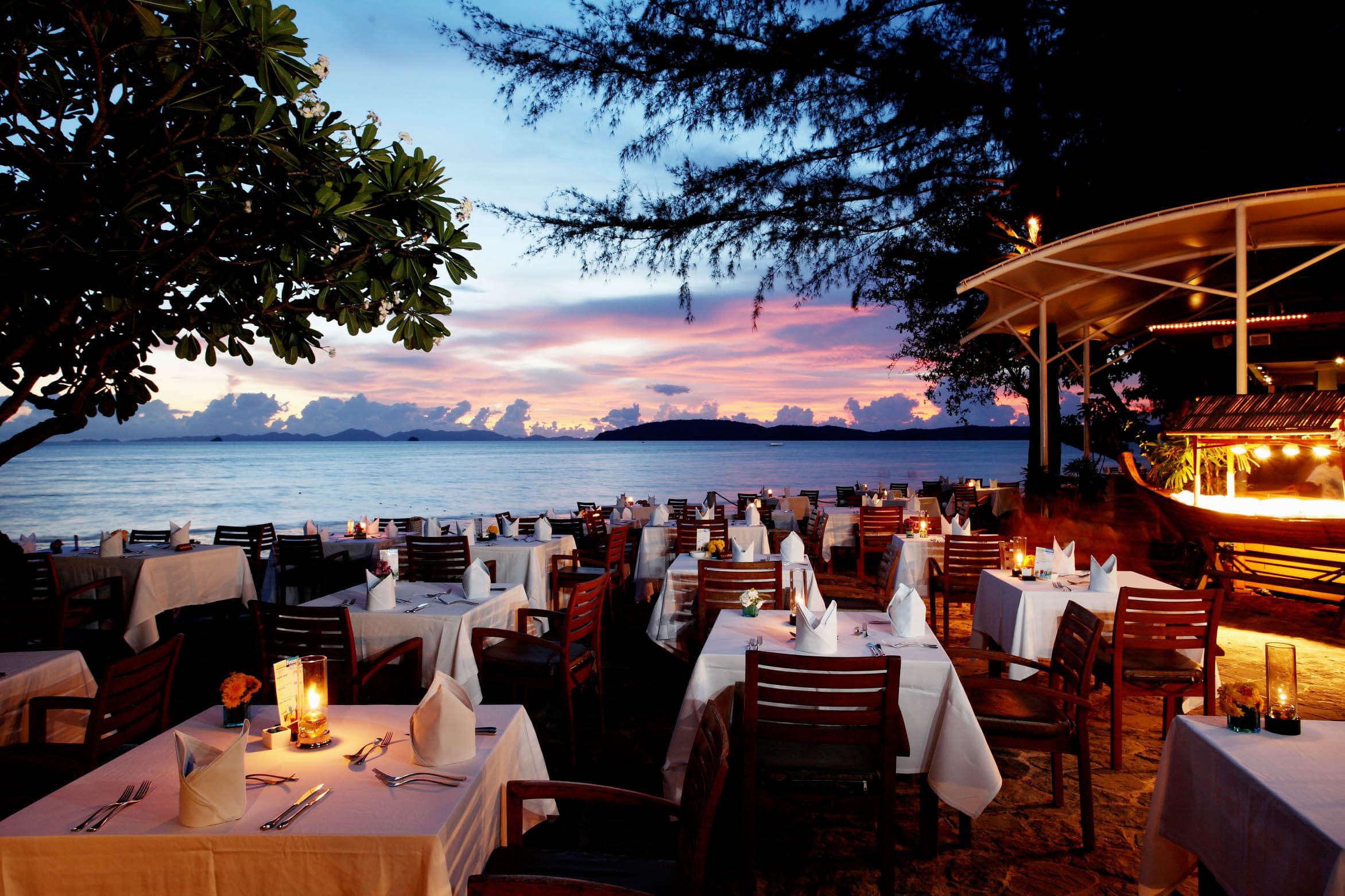 one of the best restaurants in Krabi