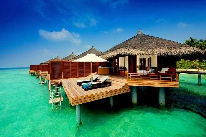 Kuramathi Island Resort Water Villa