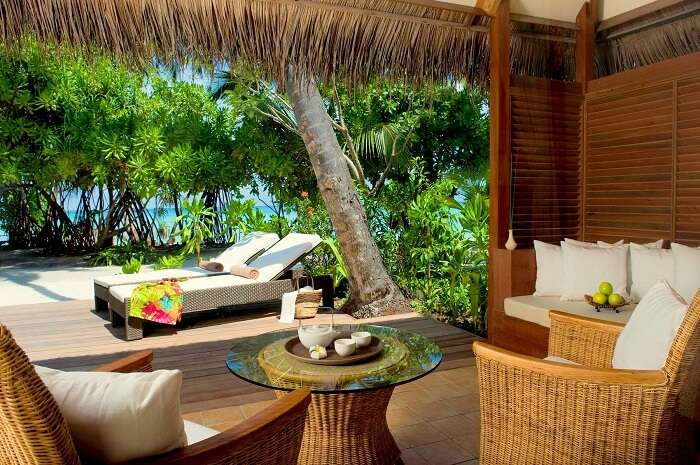 Kuramathi Island Resort Beach Villa