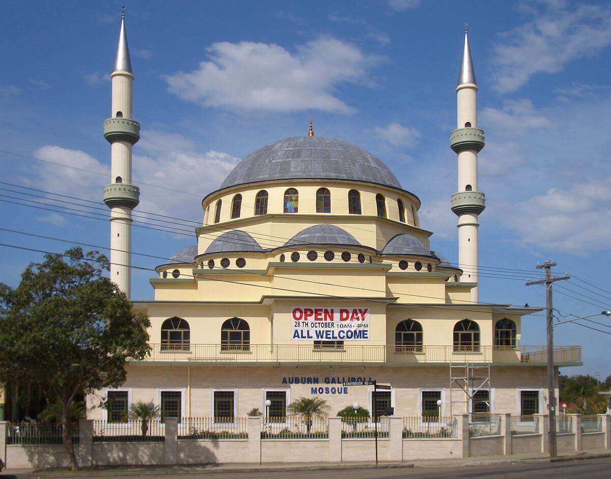 perfect mosque to offer your prayers
