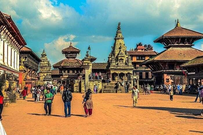 Bhaktapur Durbar Square