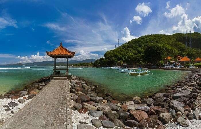 Candidasa resort