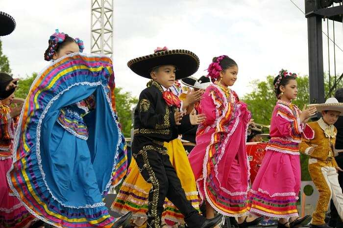 musical and cultural events