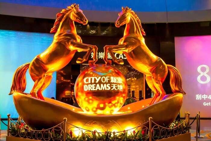 Amazing City Of Dreams Casino