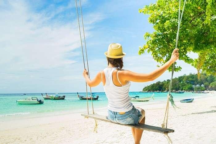 GO on a Thailand vacation