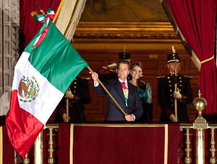 celebrates the start of Mexico's war of independence