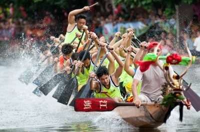 Dragon Boat Festival Cover