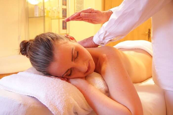 Get Spa Therapy