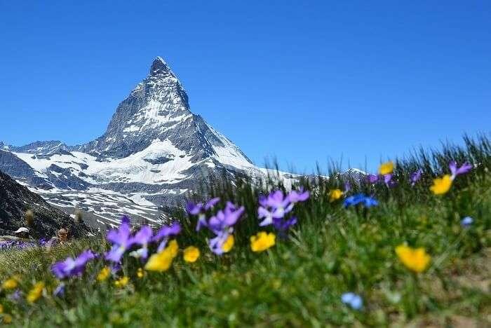 experience the intimidating Matterhorn