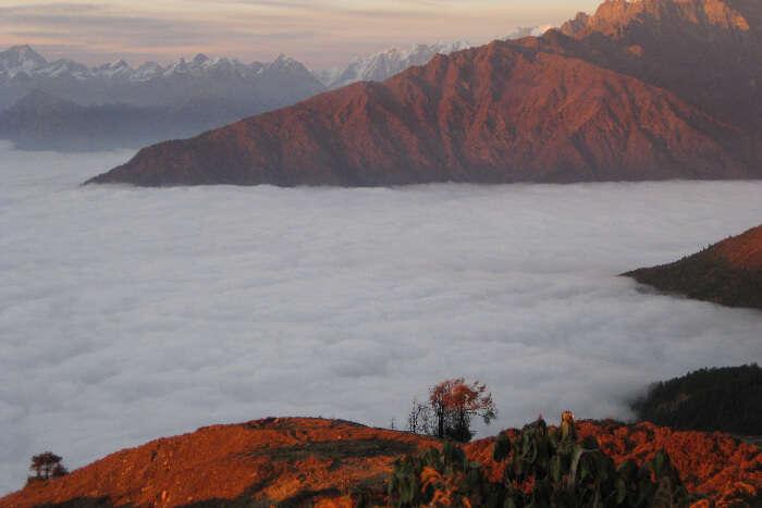 Helambu in Langtang, Nepal