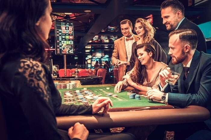 Playing in Hong Kong Poker House