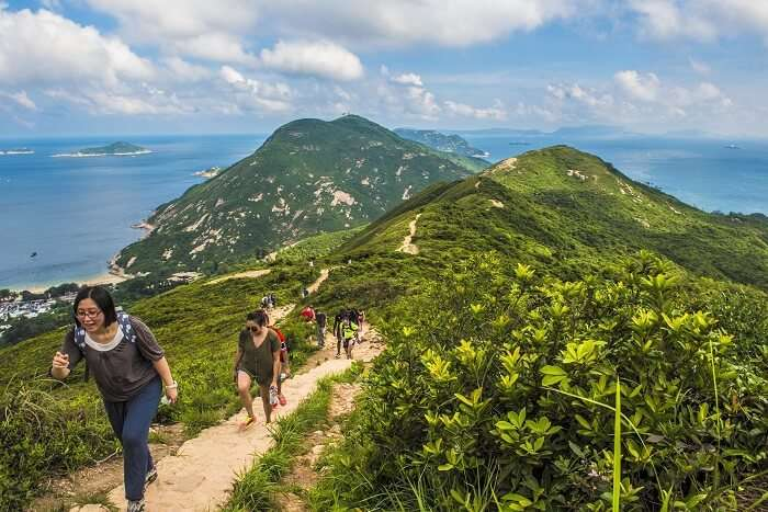 beautiful mountains, enchanting forests and pristine beaches