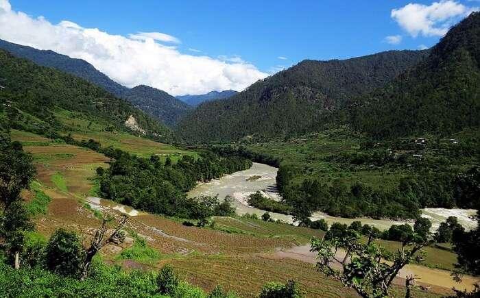 How To Reach Jigme Dorji National Park