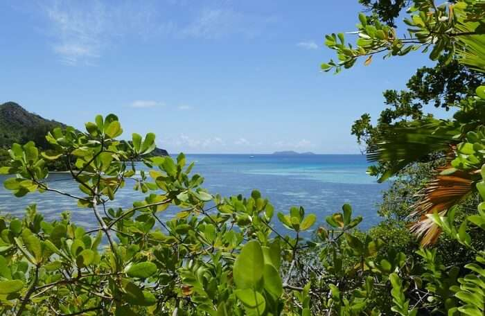 How to reach Curieuse Island