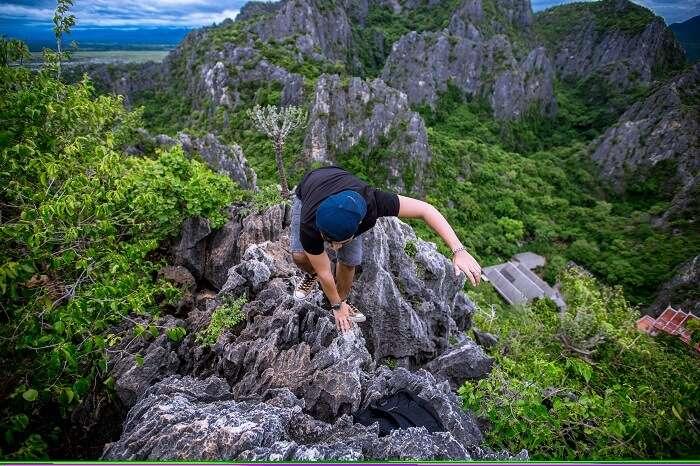 Hua Hin trekking