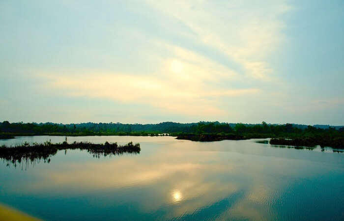 Lake BERA