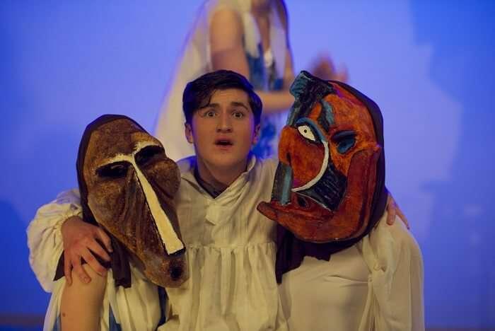 Amazing Monkey's Tale Theatre