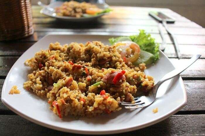 must try local dishes