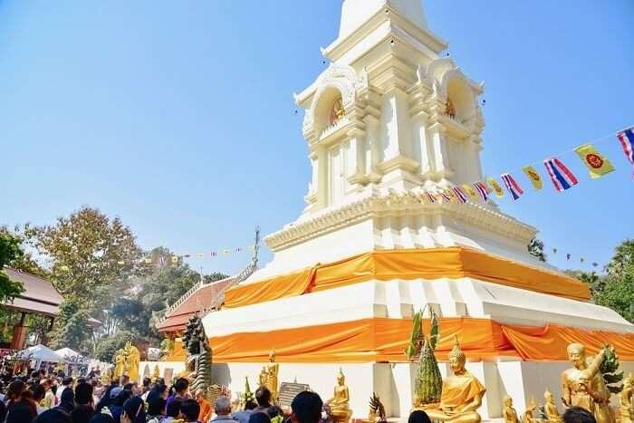 Nong Khai Phra That Bang Phuan