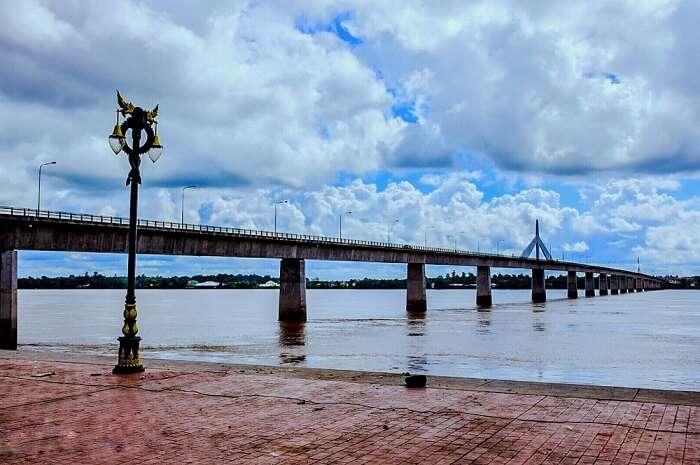 Nong Khai The First Thai-Lao Friendship Bridge