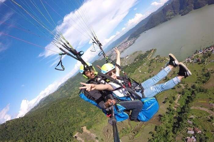 Paragliding Agency