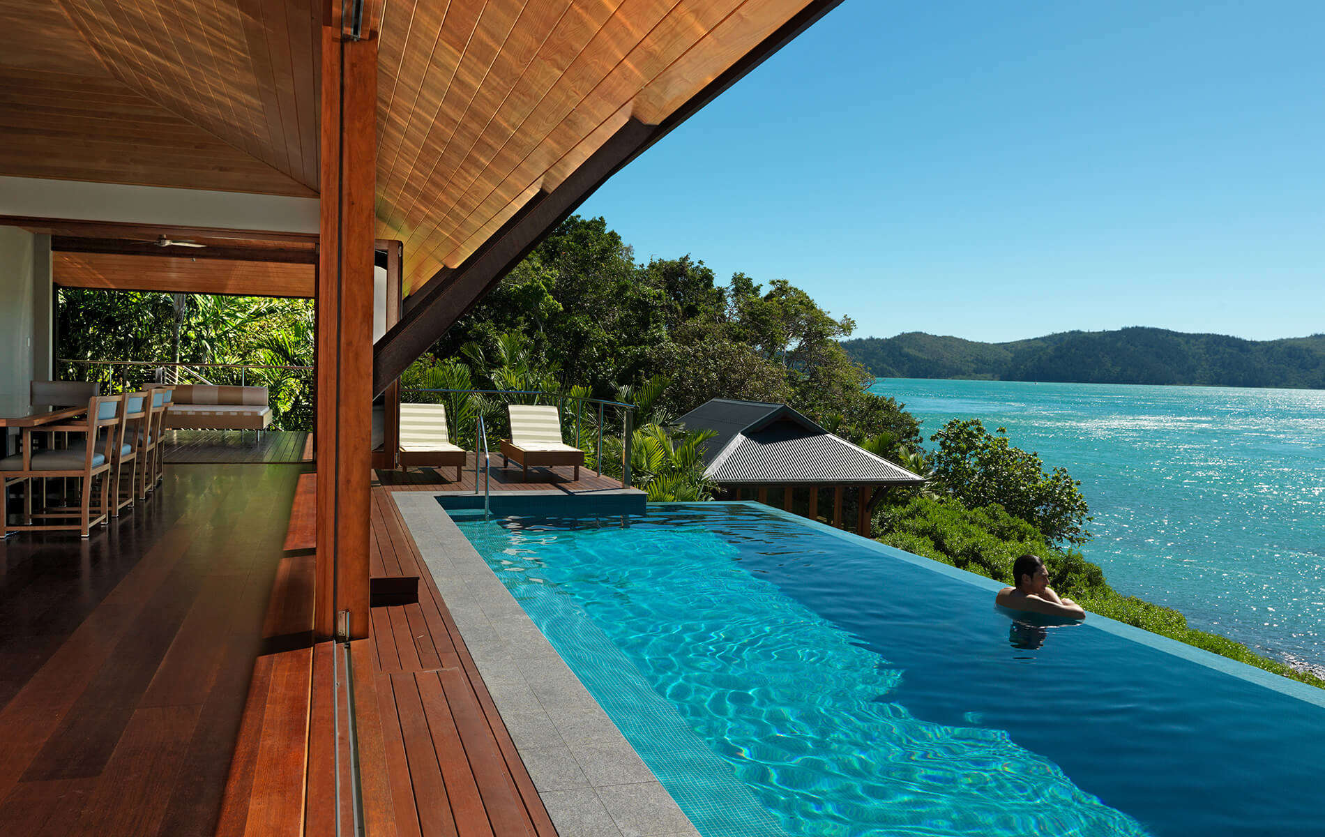 amazing Qualia Resort