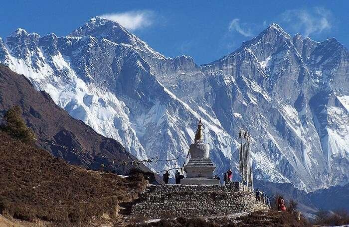 Sagarmatha National Park