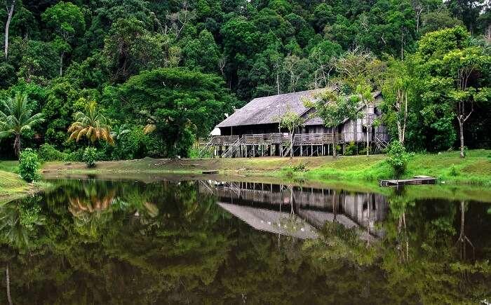 Sarawak Village Cover