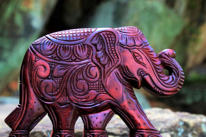 handicraft elephant