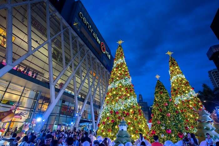 Christmas For All.4 Best Places To Celebrate Christmas In Thailand 2019 For All