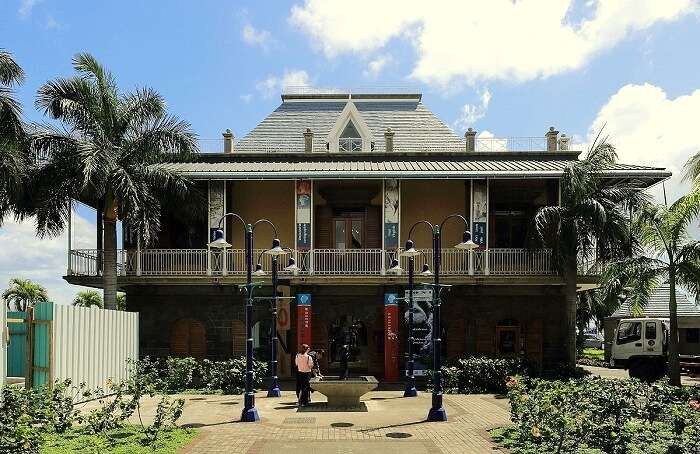 The Blue Penny Museum