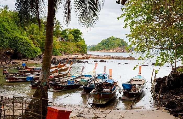 The Sea Gypsy Village