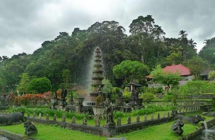 Tirtagangga In Bali