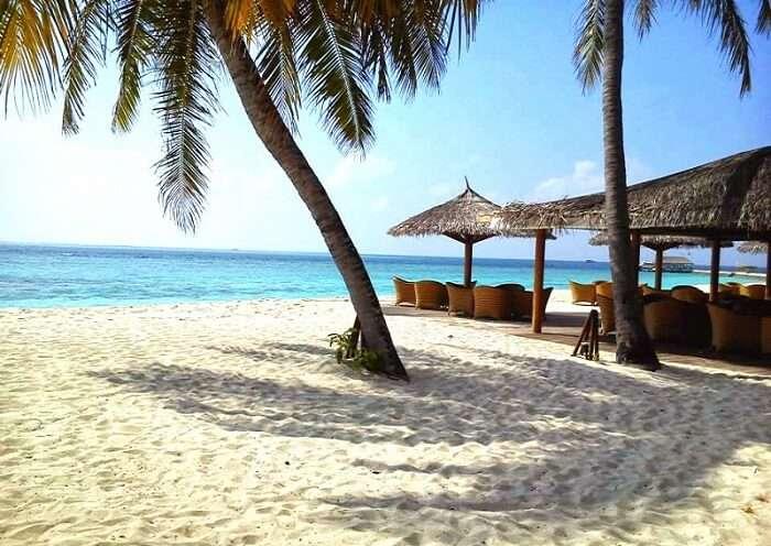 sea facing resort