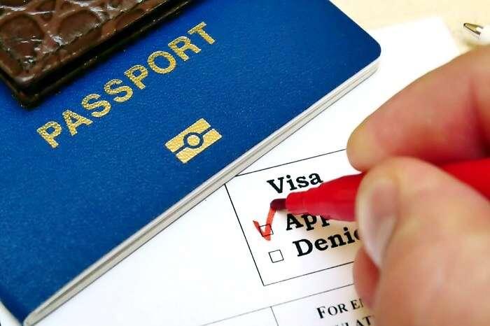 Visa formalities for bali