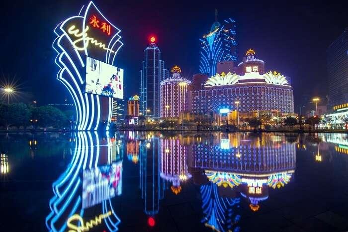 The Wynn Casino