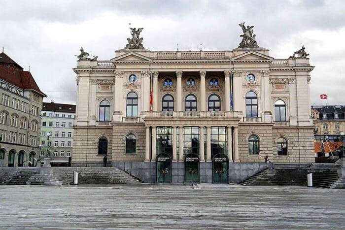 Zürich Opera House