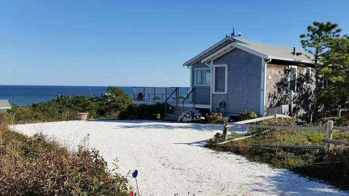 sea facing cottage