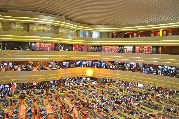 casino in marina bay