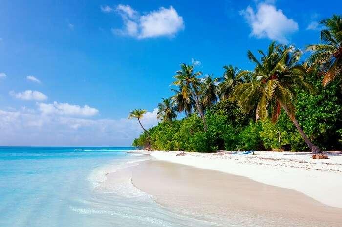 best island in Maldives