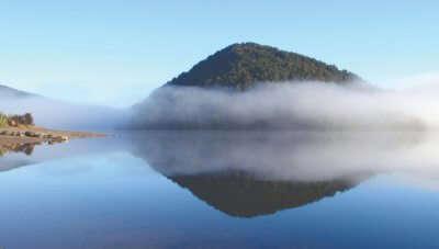 blue lakes new zealand