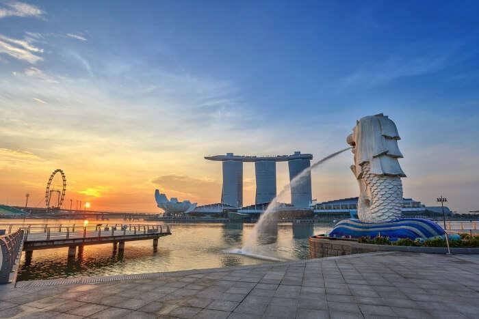 Singapore on Budget