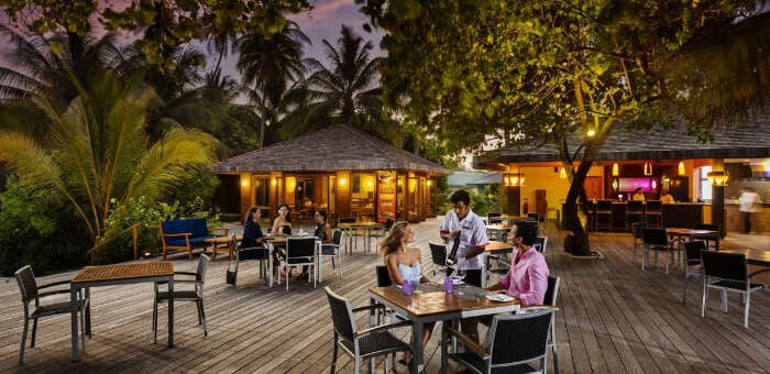 the best Maldives restaurants