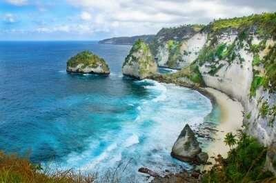 nusa penida island view