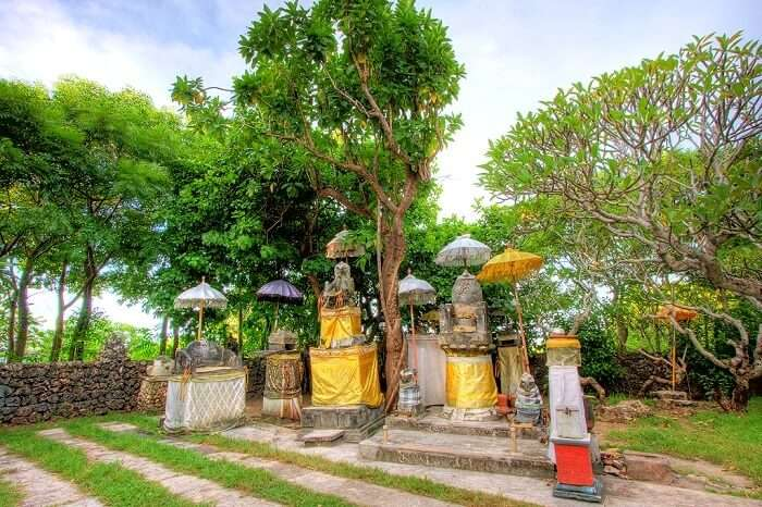 religious temple