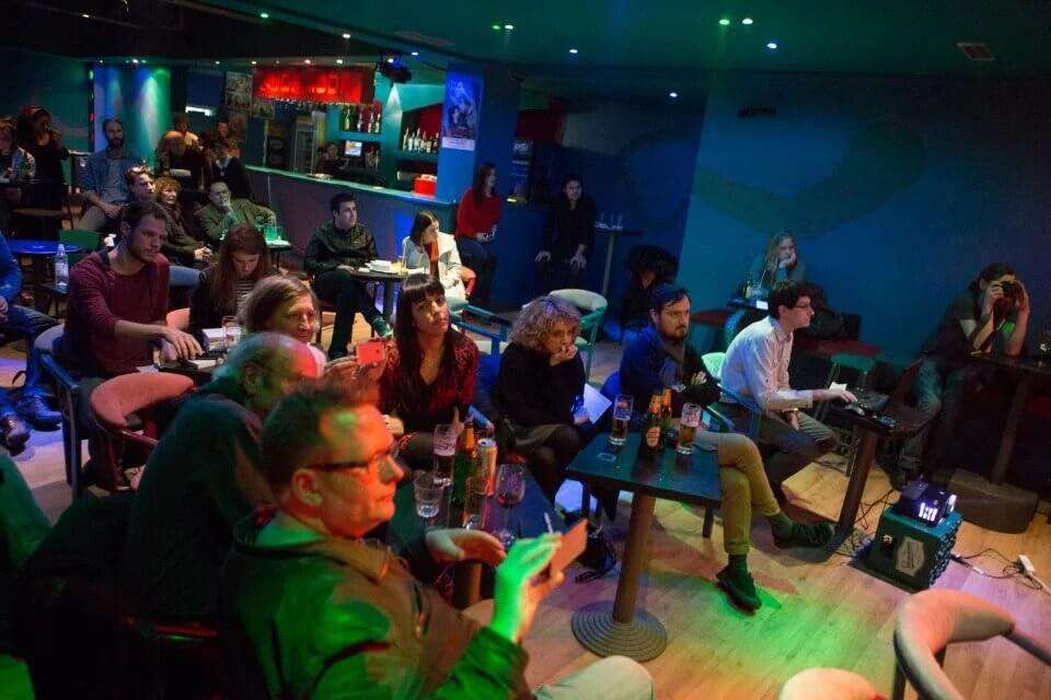 best nightlife spots of the city