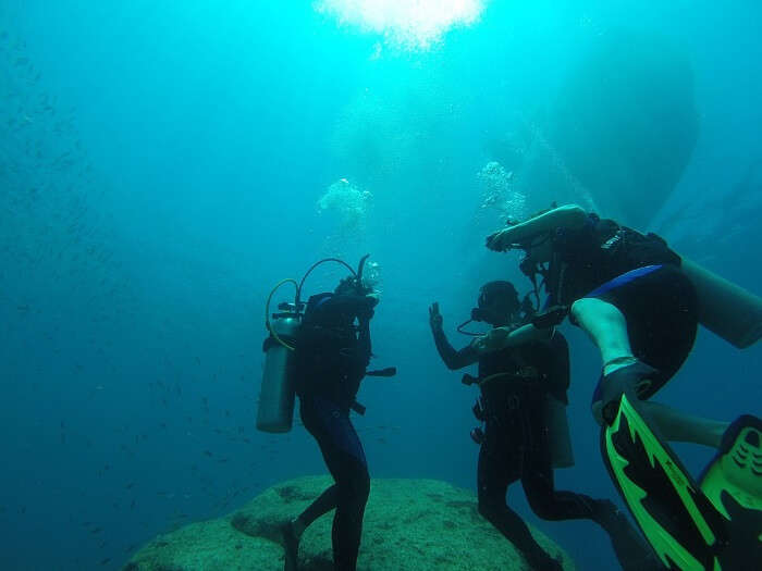 for diving enthusiasts