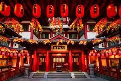Temples Singapore