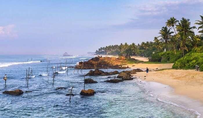 Midigama Beach Sri Lanka