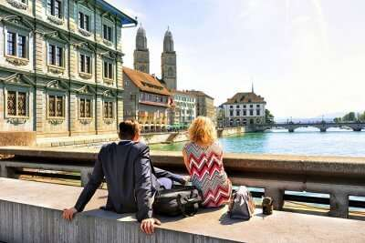 zurich romantic places cover